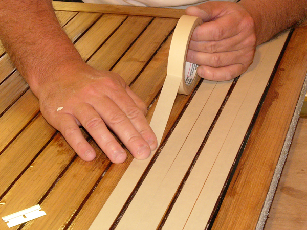 Laying teak decking on board with mark corke solutioingenieria Image collections