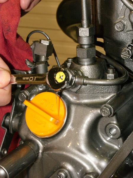 How Does A Diesel Engine Work >> Bleeding a diesel engine - On Board with Mark Corke