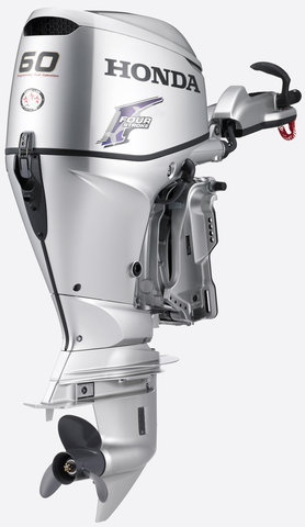 Honda 60hp Outboard On Board With Mark Corke