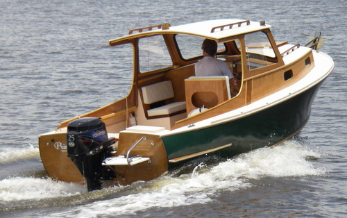 Self Build Small Boats On Board With Mark Corke