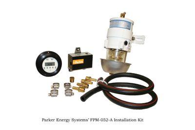 Fuel polisher