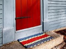 Down-east-doormat