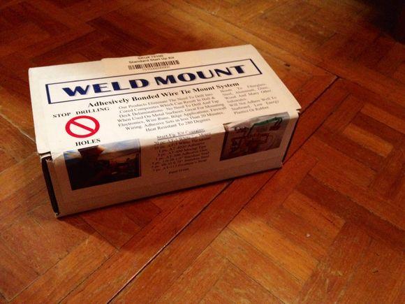 Weldmount