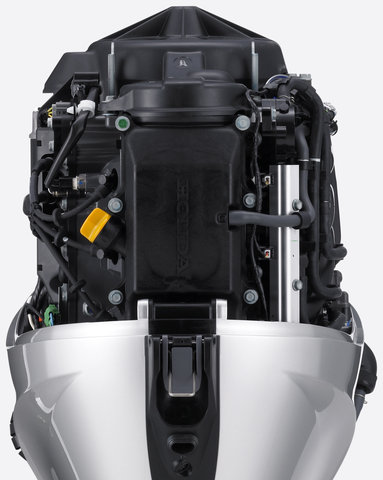 Honda 60hp outboard - On Board with Mark Corke