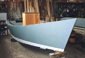 Lumber yard skiff - On Board with Mark Corke